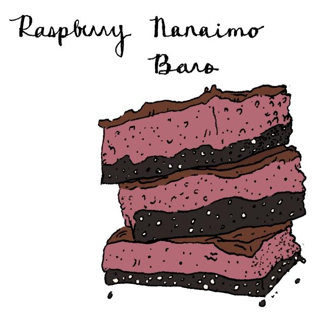 raspberry nanaimo
